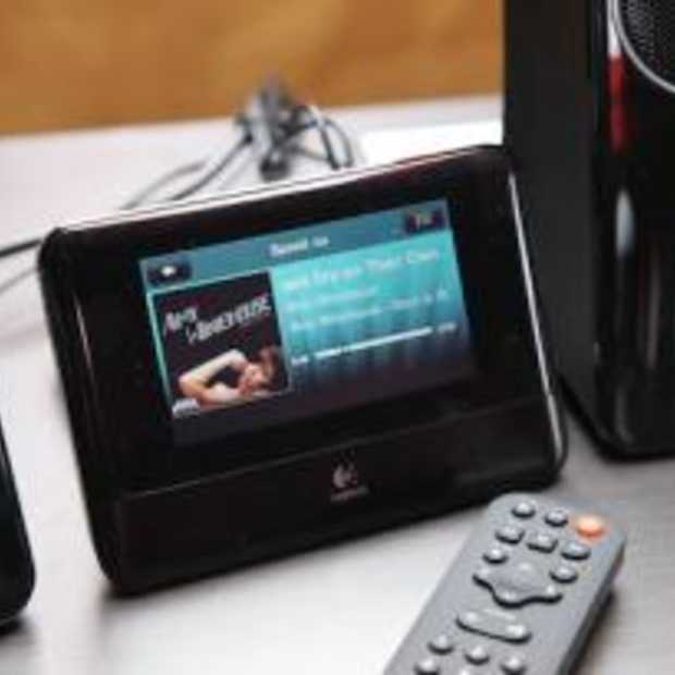 Logitech SqueezeBox - Touch