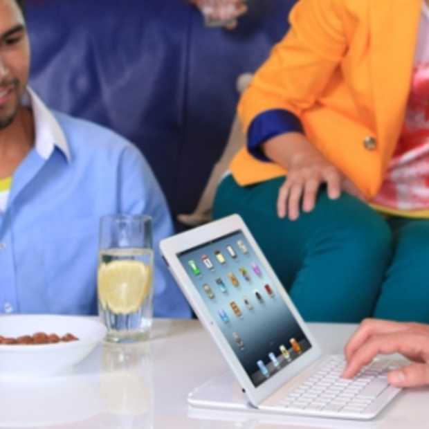 Logitech Ultrathin Keyboard voor iPad Mini