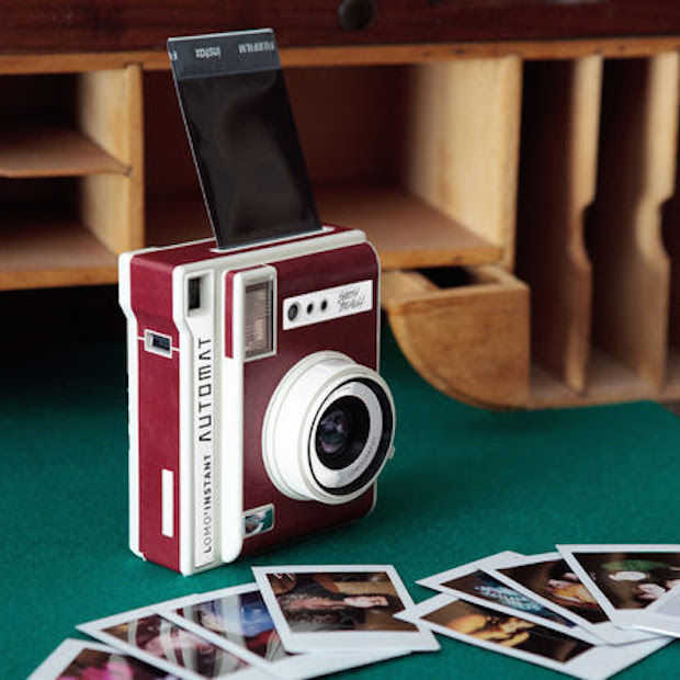 Cool Kickstarter-project: Lomo'Instant Automat