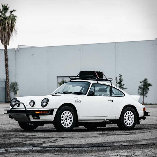 Geweldige auto: Porsche 911 LuftAuto