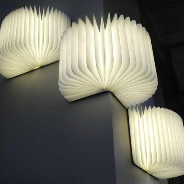 Gave lamp: Lumio boekenlamp