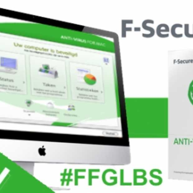 Maak morgen kans op F-Secure Anti-Virus for Mac in #FFGLBS