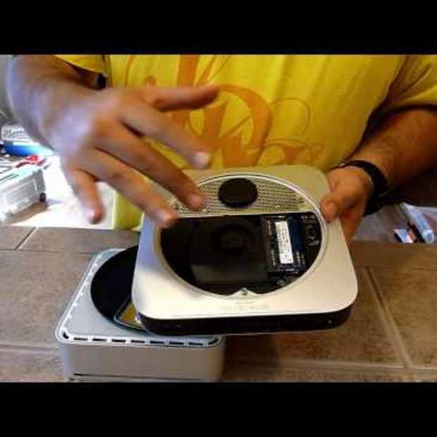 Mac mini unibody 2010 vs Mac mini 2009 comparison
