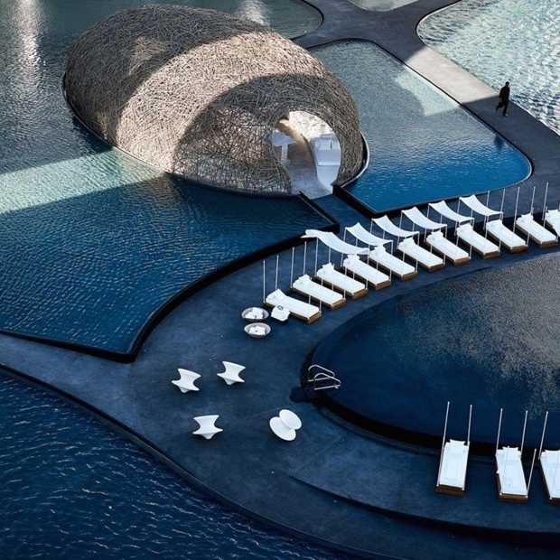 Mar Adentro: het meest minimalistische hotel ter wereld