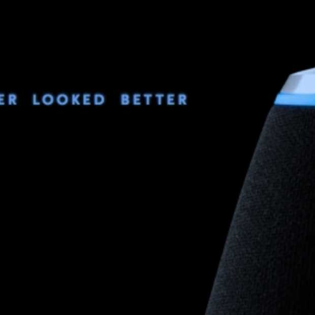 Meridian Design luidspreker M6 op grote hoogte