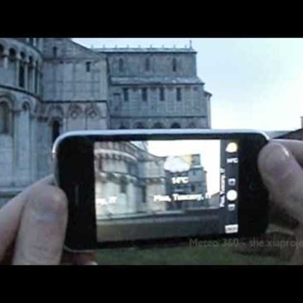 Meteo 360 - Preview Augmented Reality