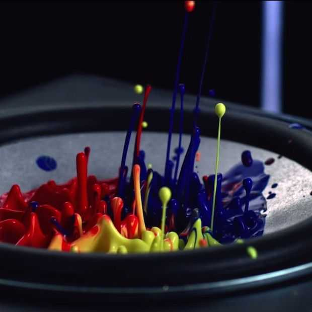 Sony komt met audiovisueel spektakel voor nieuwe speaker