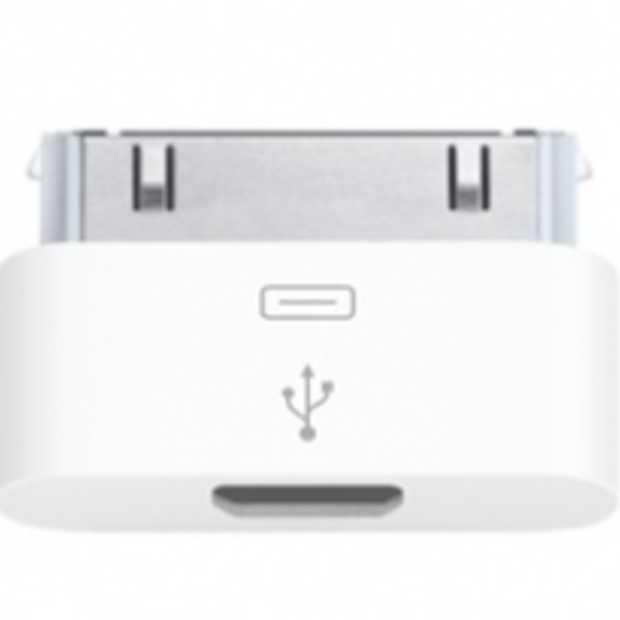 Micro USB Adapter voor iPhone