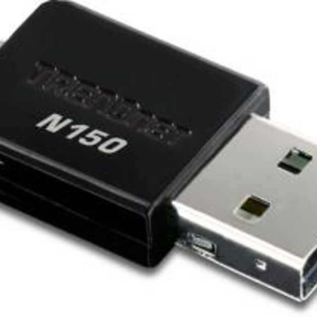 Mini Wireless N USB adapter