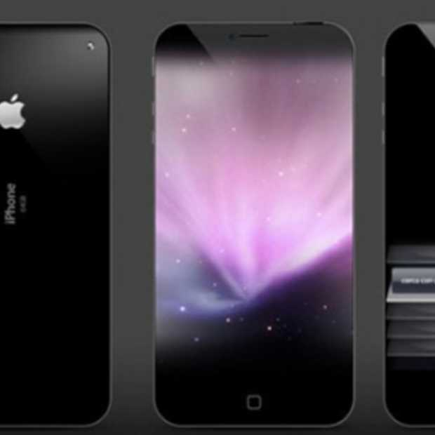 Mockups van de iPhone 5?