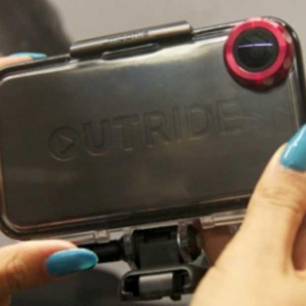 Mophie Outride, veiligheidshelm voor je iPhone 4S