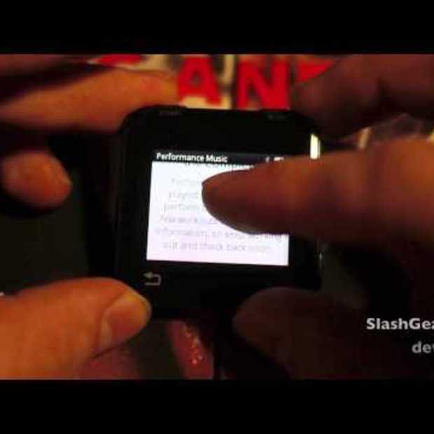 Motorola MOTOACTV Hands-on Review