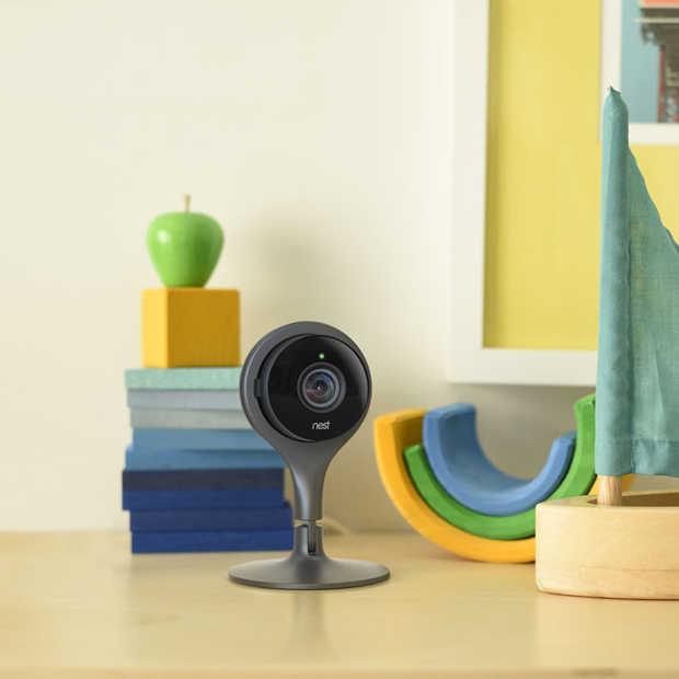 Nest Cam, tweede generatie Nest Protect en een nieuwe App