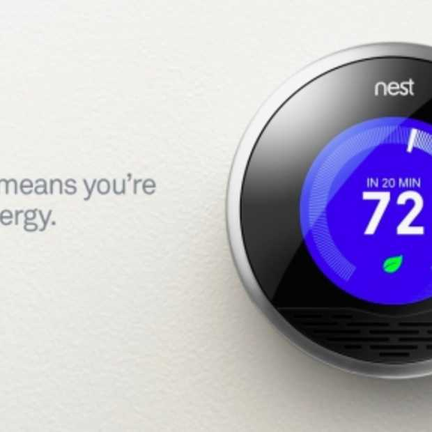 Nest Thermostaat misschien in Apple Store