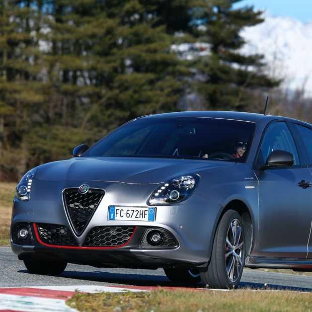 Facelift voor de Alfa Romeo Giulietta