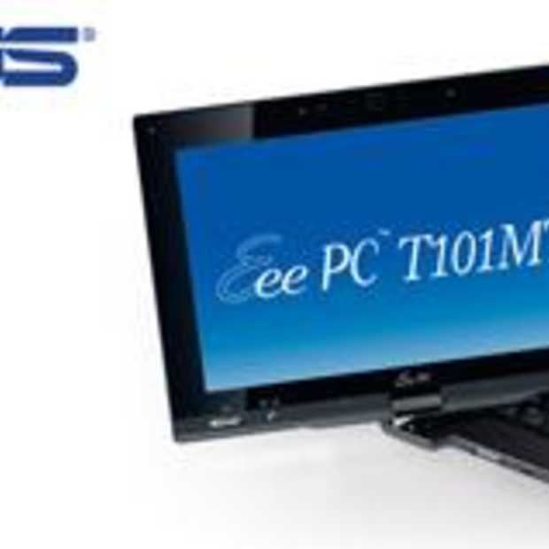 Nieuwe Asus Eee PC T101MT tabletnetbook