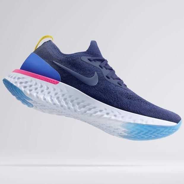 Nike Epic REACT Flyknit: de allernieuwste hardloopschoen