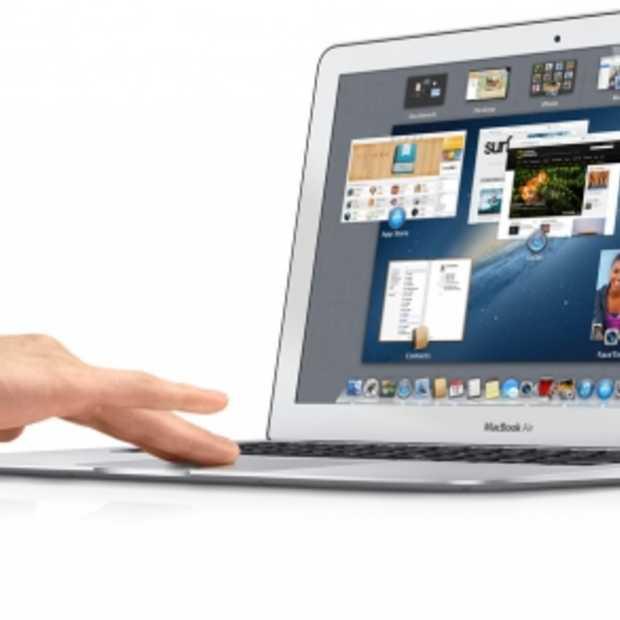 Nieuwe Macbook Air met nog betere batterij