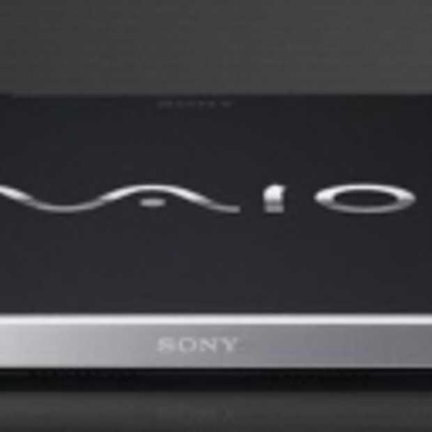 Nieuwe Sony Vaio Z laptop