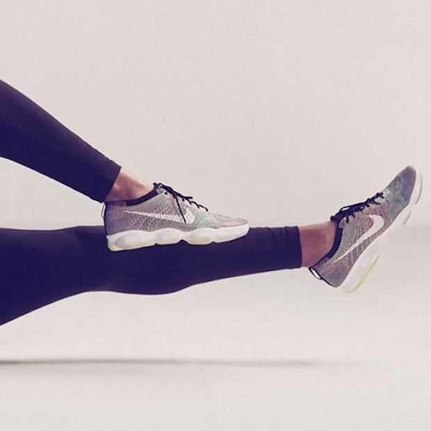 Nike Running introduceert de Nike Flyknit Lunar 3
