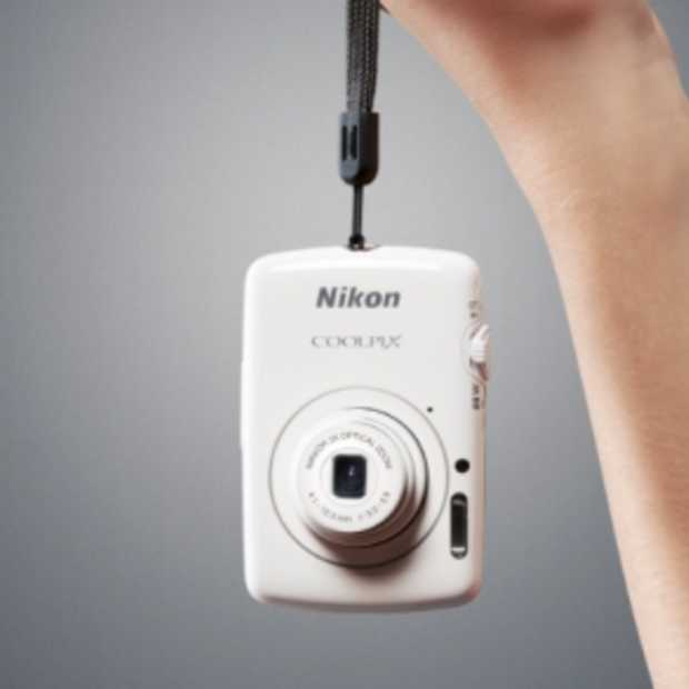 Nikon presenteert de super kleine COOLPIX S01