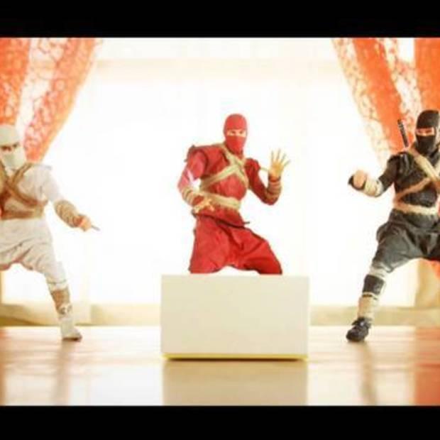 Nexus One Ninja unboxing