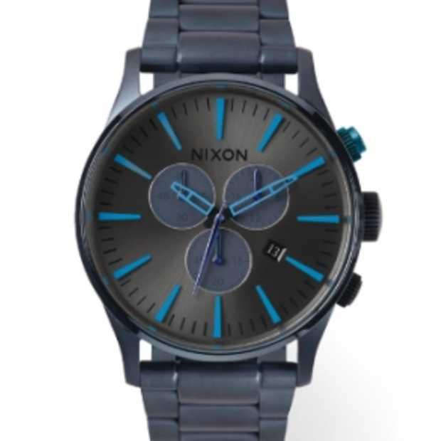 Nixon komt met exclusief horloge op de markt.