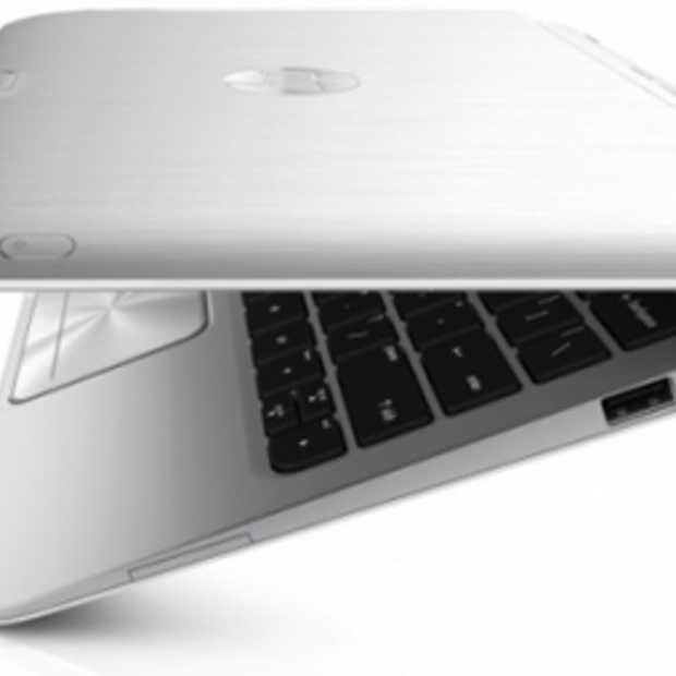 Notebook en Tablet in één: HP ENVY x2