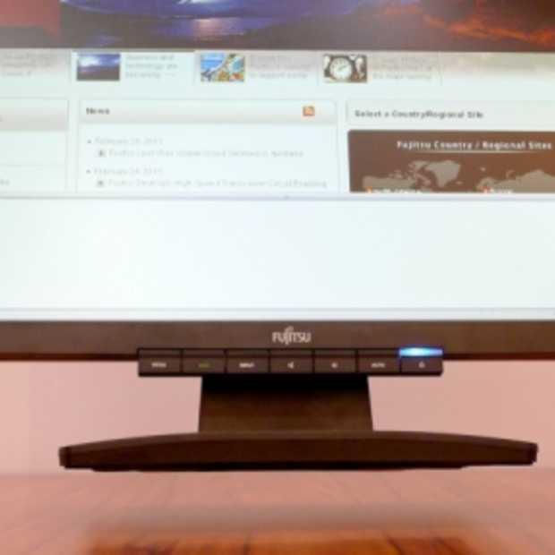 Nul draadjes aan PC monitor!
