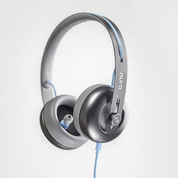 Nura: de koptelefoon die het geluid aanpast aan jouw oren