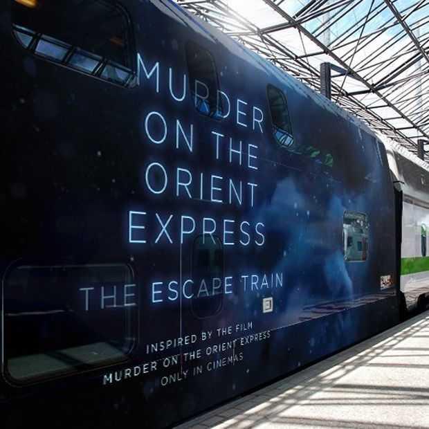 Beste escape room ever: 13 uur in een rijdende trein door Finland