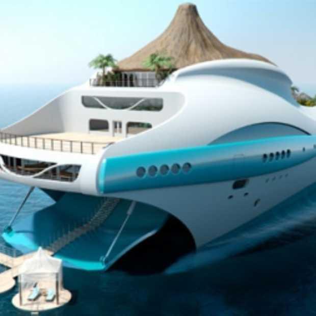 Over de Top by Yacht Island