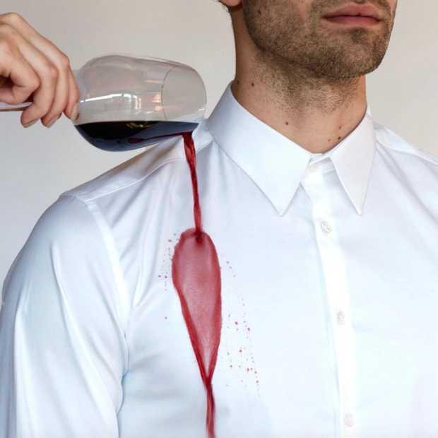 Labfresh: het magische overhemd dat niet vies te krijgen is