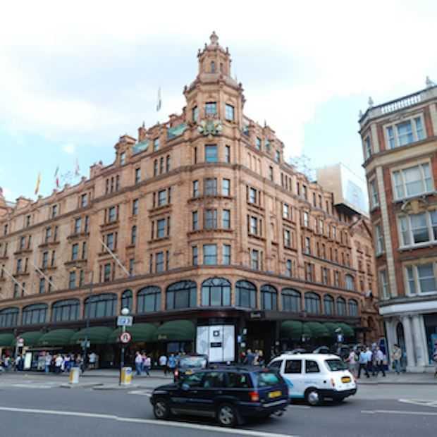 Wat je allemaal kan doen als je een nacht opgesloten zou zitten in Harrods Londen!