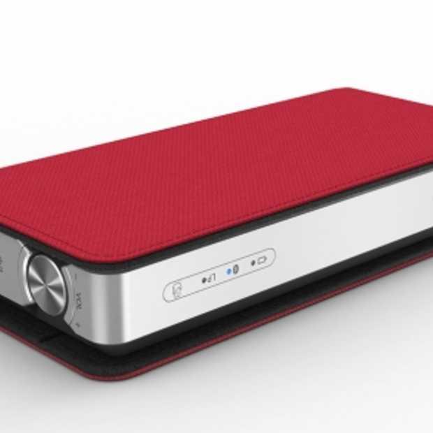 Panasonic introduceert twee draagbare luidspeakers