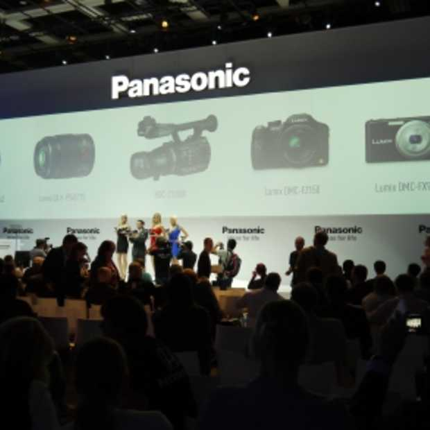 Panasonic smart VIERA en smart town