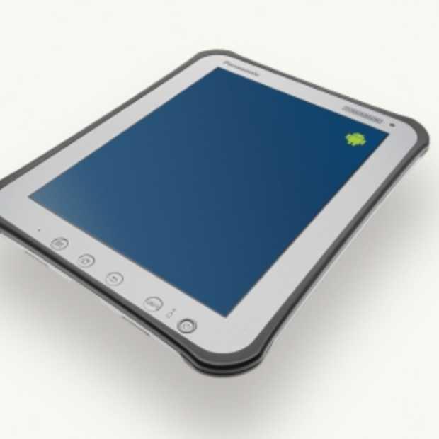 Panasonic ToughBook zakelijke Android Tablet