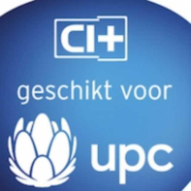 Panasonic VIERA TV's nu ook UPC CI+