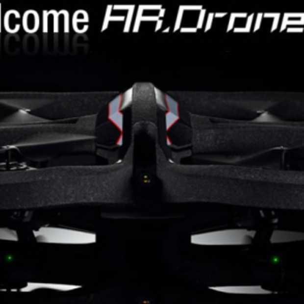 Parrot AR Drone 2.0, toys for boys?