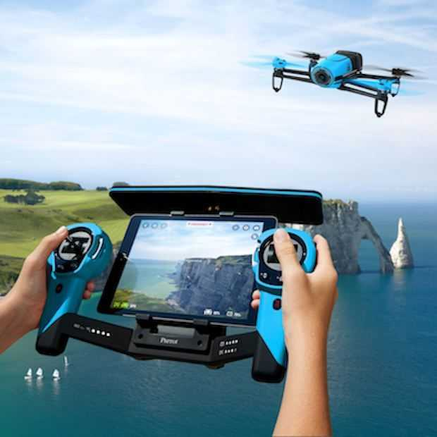 Filmen, vliegen en fotograferen met je eigen drone!