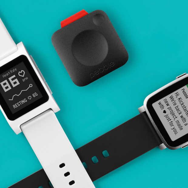 Pebble lanceert drie nieuwe producten