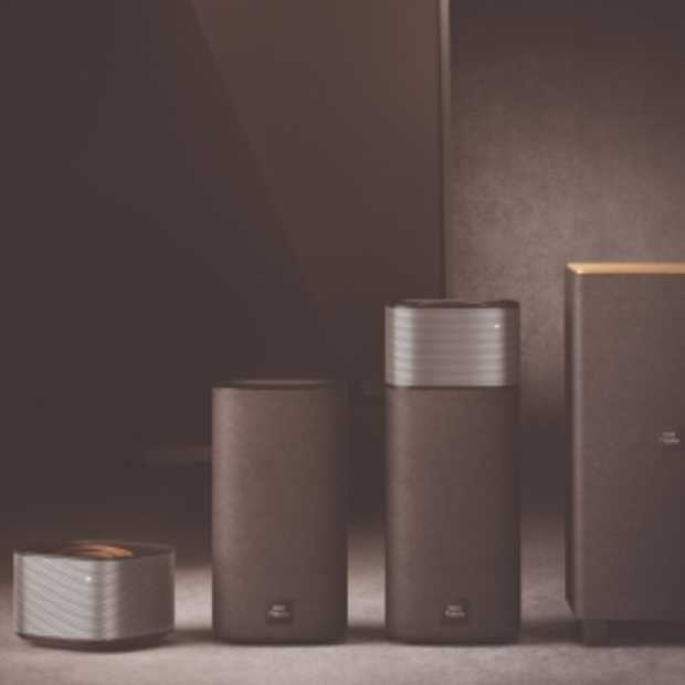 Philips E5 stijlvolle speakers zonder kabels