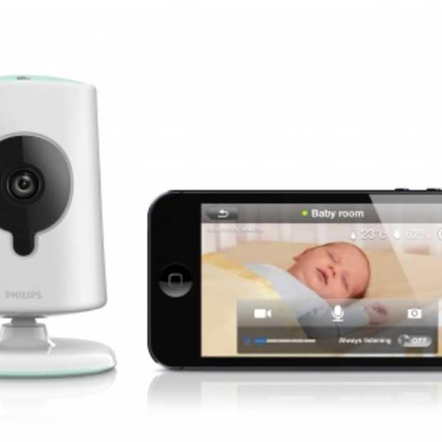 Philips introduceert de In.Sight Baby Monitor