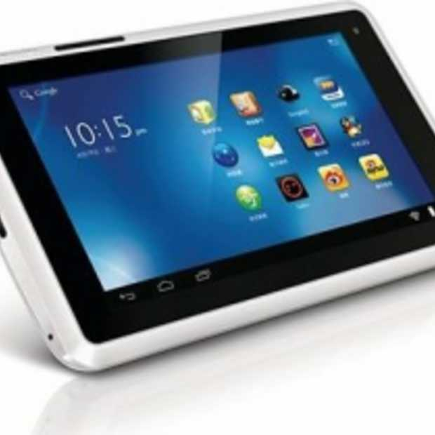 Philips lanceert Tablet in China