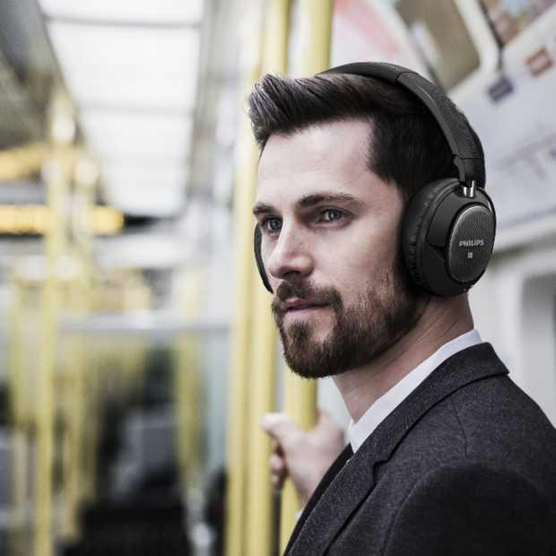 Gave en betaalbare noise canceling koptelefoon van Philips