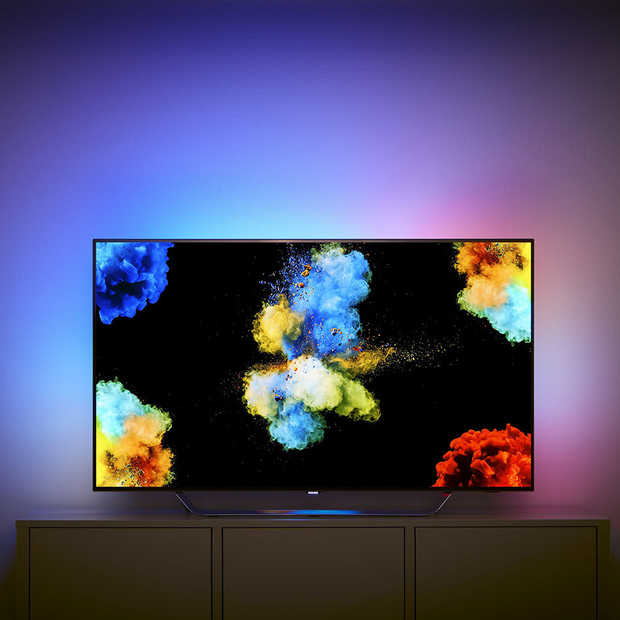 Maak kennis met dit aantrekkelijke, superslanke model van Philips TV
