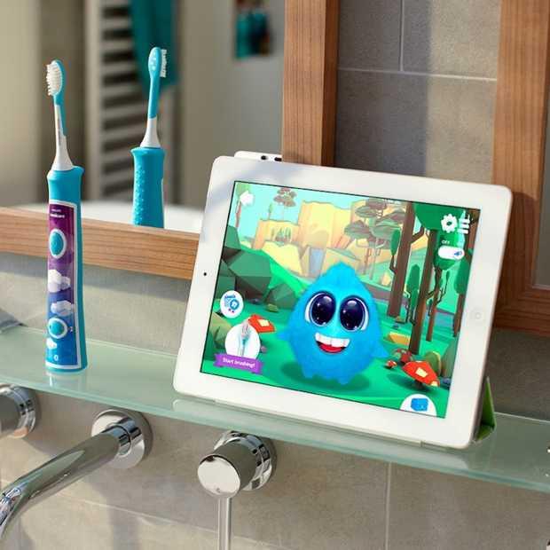 Tandenpoetsen voor kinderen, maar dan op een leuke manier