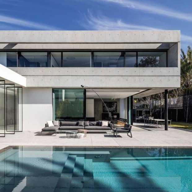 S House: een bijzonder optrekje in hartje Israël