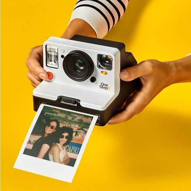 De Polaroid OneStep 2: terug van weggeweest