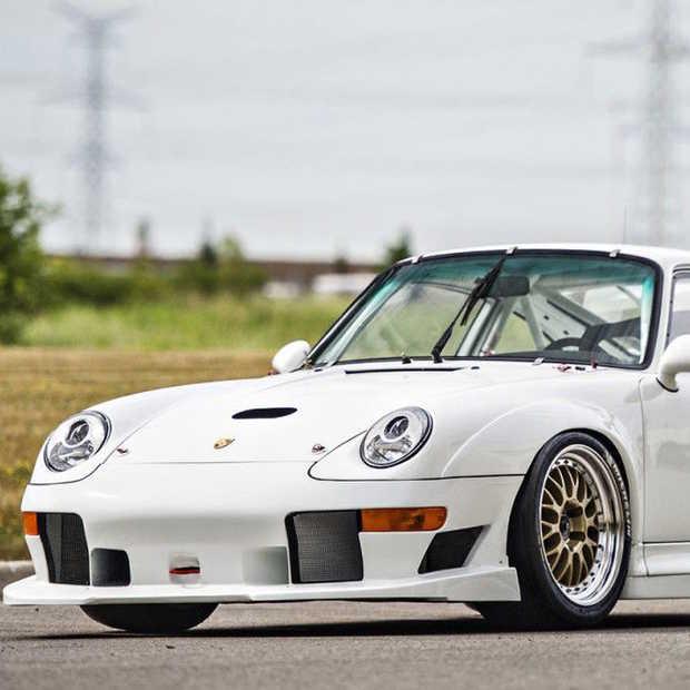 Zeldzame Porsche 911 GT2 Evo
